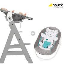 chaise bebe hauck lot chaise haute alpha plus b gris transat bébé bouncer