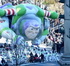 macy s thanksgiving day parade buzz lightyear balloon sent