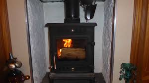 heat powered stove fan for wood and solid fuel burner stoves