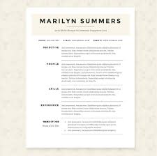 Resume Sample Jamaica by Classic Resume Template Package Resume Templates Creative Market