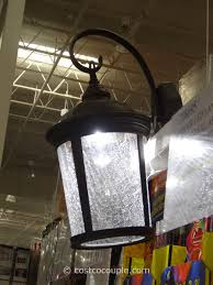 altair outdoor led coach light costco outdoor led lantern