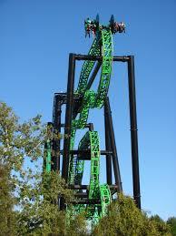 First Six Flags File Green Lantern First Flight At Six Flags Magic Mountain