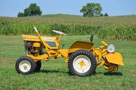 allis chalmers b 1 garden tractor and tiller a c classics