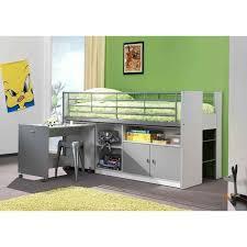 lit superpos combin bureau excellent lit mezzanine enfant avec bureau and decoration on