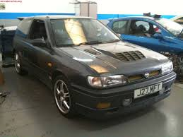 nissan langley hatchback 1991 nissan sunny gti r related infomation specifications weili