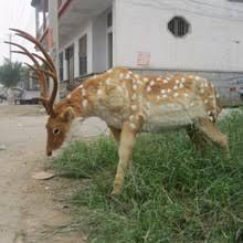 get cheap large reindeer decorations aliexpress