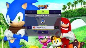 red star rings images Sonic dash 2 sonic boom hack mod get red star rings and gold rings jpg