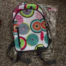 bloom backpack 96 thirty one handbags thirty one hostess exclusive
