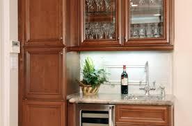 kitchen refrigerator cabinets bar bar cabinet with refrigerator dreadful under cabinet bar