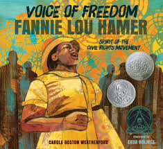 voice of freedom fannie lou hamer the spirit of the civil rights