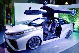 lexus hoverboard fuel back to the future inhabitat green design innovation
