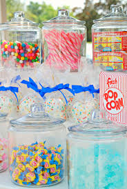carnival candy table http bulkecandy com candy buffet ideas