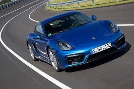 porsche cayman blue opinion how the porsche cayman gts will improve the 911 total 911