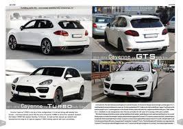 Porsche Cayenne Parts - 2011 u2013 2014 cayenne to techart body kit jdm autopart sport car