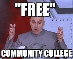 Community College Meme - free laser meme on memegen