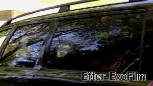 Static Cling Window Tint Evofilm Se Precut Window Tint Reusable And Removable Youtube
