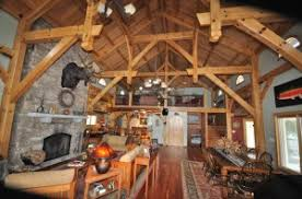 Timber Frame Cottage by Timber Frame Homes Built In The Carolinas By Carolina Diversified