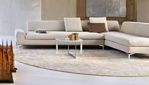 coussin canap d angle decoration canapé dangle idée originale couleur blanche coussin