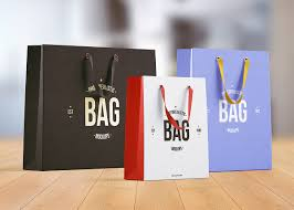 shopping bag mock up free psd on behance