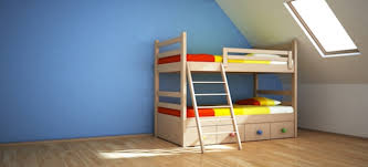 Plans For Making A Bunk Bed by How To Build A Ladder For A Bunk Bed Doityourself Com