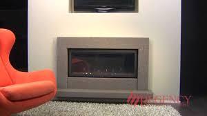regency horizon hz40 gas fireplace youtube