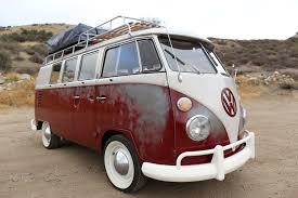 future volkswagen van 1967 vw bus icon derelict video tour youtube