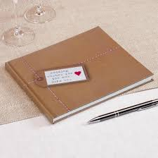 Wedding Wishes Book Wedding Guest Book Party Mr Mrs Bride Groom Decorations Vintage