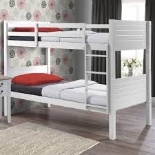 White Wooden Bunk Bed Bunk Beds Bunk Beds For Kids And Adults Happy Beds