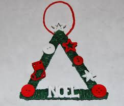 ws christmas tree ornament crafts for kids wikki stix
