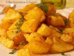 cuisiner pomme de terre pomme de terre a l indienne aloo chaat le cuisine de samar