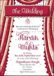 punjabi wedding card creative indian wedding invitations hindu punjabi