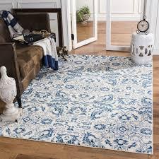 Blue Area Rug Lark Manor Montelimar Ivory Blue Area Rug Reviews Wayfair
