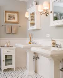 baroque kohler medicine cabinets in bathroom traditional with