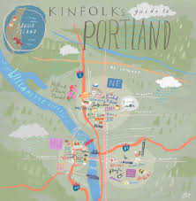 Portland Maps Com by 24 Hours In Portland With Kinfolk Magazine U2013 Design Sponge