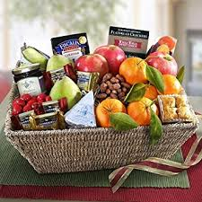 gourmet fruit baskets california farmstead gourmet and fruit basket