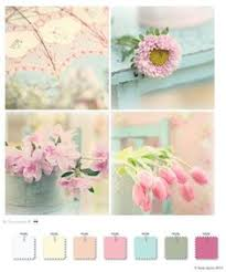 Shabby Chic Floral Curtains by Couleurs Shabby Chic Idées Maison à Piquer Pinterest Shabby