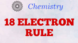 Electron Counting Organometallic Compounds Exles 18 Electron Rule How To Calculate Electron 18 Electron Rule