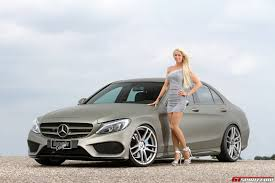 mercedes c class coupe tuning official 2014 mercedes c class by inden design gtspirit