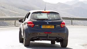 Is This Spied Peugeot 208 The Next Gen Or A 1008 Tiny Crossover