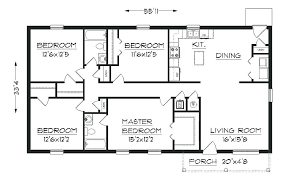 free printable house blueprints free house floor plans littleplanet me