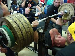 Bench Press Records By Weight Class Donnie Thompson Ready To Hang Up His Wraps After Breaking All Time