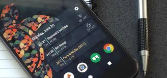 best for android 22 best free android widgets february 2018