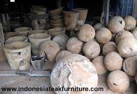 balls from wood indonesia