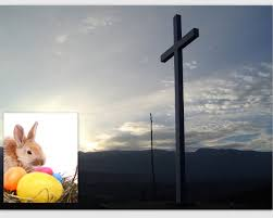 caught in between the easter bunny u0026 the cross advent ideas for