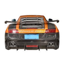Lamborghini Gallardo Body Kit - replica car parts carbon fiber ml style rear bumper body kits for