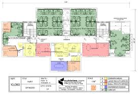 office planning for a large office officelayout office layout