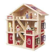 Modistamodesta Another Large Barbie House by This Doll House Develops Social Skills By Teaching Person To