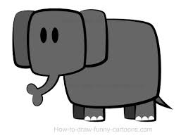 drawing an elephant