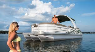 Pontoon Boat Design Ideas by Boats With Bathrooms