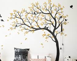 tree decal etsy